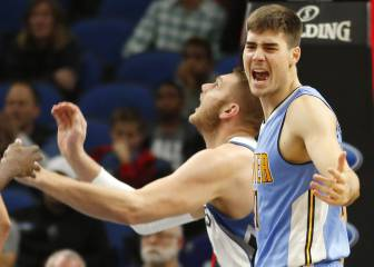 Así ha sido el resto de la jornada NBA: Cavs, invictos