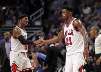 El 3/19 en triples no impide a Bulls ganar por 32 a Orlando