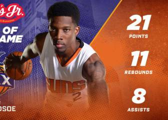 Bledsoe (21+11+8) roza el triple-doble en el triunfo de los Suns