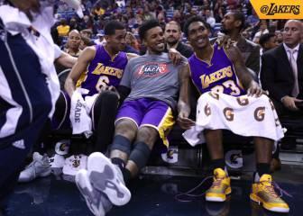 A los Lakers les sobran armas: cinco victorias en seis partidos