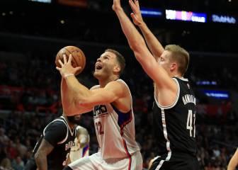 Los Clippers siguen arrasando: mejoran a los Warriors del 73-9