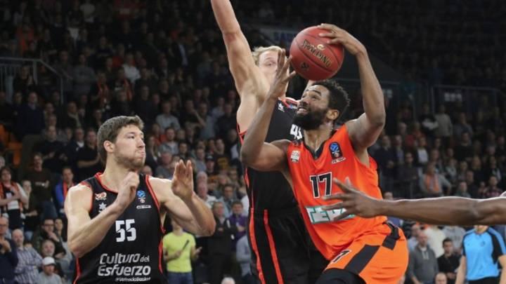 El Valencia se mete en el Top-16 de la Eurocup tras arrasar al Ulm