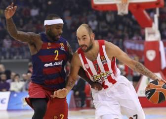 El Barça cae ante en Atenas y Spanoulis vence a Rice