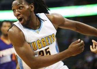 Faried se enfada (20+15) y dirige a los Nuggets a la victoria