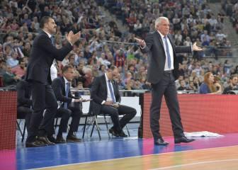 Obradovic renueva hasta 2020 y De Colo y Gist se lesionan