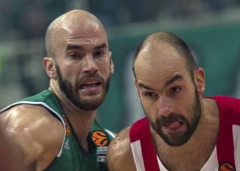 Printezis decide el derbi griego y el CSKA sufre ante el Zalgiris