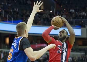 Los Knicks caen ante el mejor Wall: otra oportunidad perdida