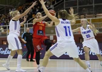 España viaja al Europeo 2017 con pleno de victorias