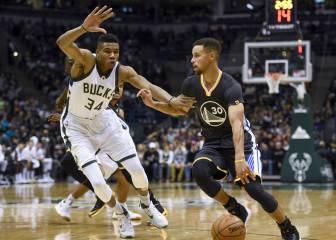Los fantasmas del 24-1, la mano de Green y los puntos de Klay y Durant: los Warriors sobreviven