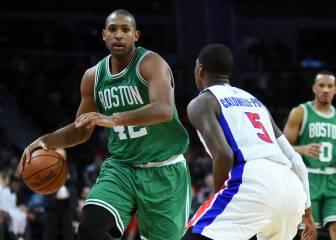 Al Horford, héroe de los Celtics: canasta y tapón ganadores