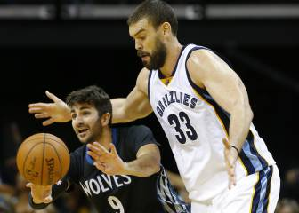 Los Grizzlies de Marc tiran de defensa para frenar a Ricky y cía