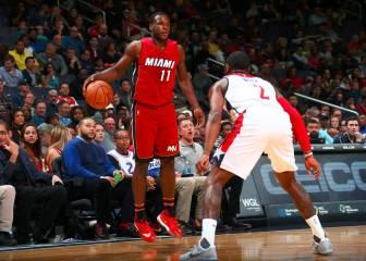 Miami vence en la capital pese a los 68 puntos de Wall y Beal