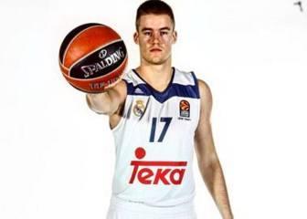 Radoncic, canterano del Madrid, rival de España en el Eurobasket
