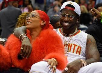 De la cárcel al altar: el rapero Gucci Mane la lía en Atlanta