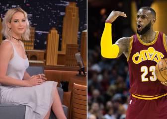 ¿Qué tienen en común LeBron James y Jennifer Lawrence?
