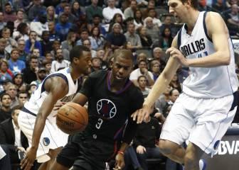 El mejor récord contra el peor: triunfo fácil de los Clippers
