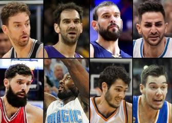 Un mes de NBA: así lo están haciendo los 10 españoles