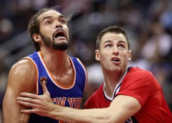 ¿Deberían reducir los Knicks los minutos de Noah por Willy?
