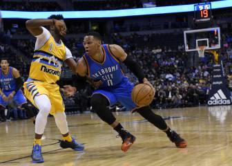 Westbrook es una bestia: sexto triple-doble de la temporada