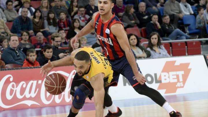 El Iberostar Tenerife asalta el Buesa Arena sobre la bocina
