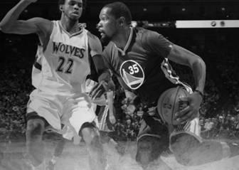 El Big Three de los Warriors (85) acaba con los Wolves de Ricky