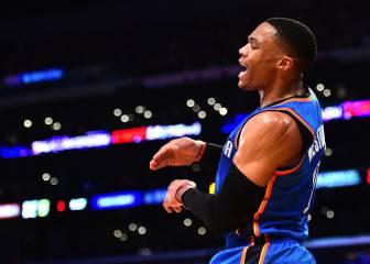 Russell Westbrook, el nuevo rey del triple-doble en la NBA
