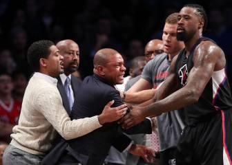 Los Clippers se vuelven locos... y Kilpatrick (38) les destroza