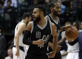 Los Spurs remontan sin Pau y van a por récord a domicilio