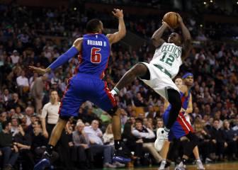 Los Pistons, a toda máquina: exhibición ofensiva en Boston