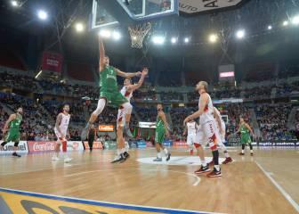 El Baskonia saca una gran victoria en la vuelta de Pleiss