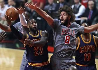 Alarma en Cleveland: tercera derrota seguida de los Cavs