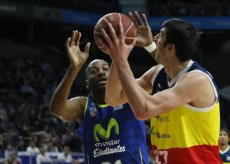 El Estudiantes sobrevive ante un Andorra que roza el milagro