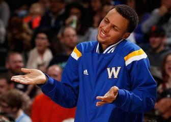Nuevo show de los Warriors: 138 puntos con un 63% de acierto