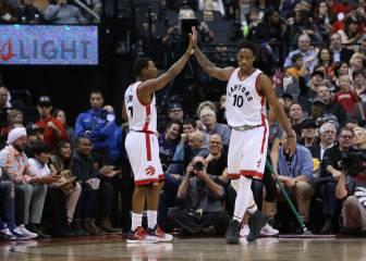 La mayor victoria de los Raptors (+44) humilla aún más a Atlanta
