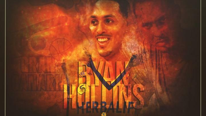 Ryan Hollins, un refuerzo NBA para el Herbalife