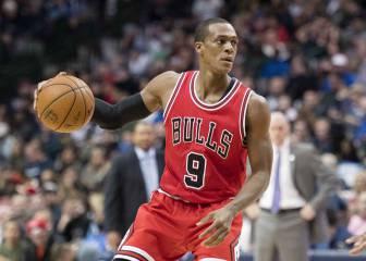 Los Chicago Bulls suspenden un partido a Rajon Rondo