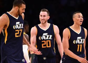 El mejor Gobert (22+11+4) sofoca la rebelión de los Suns