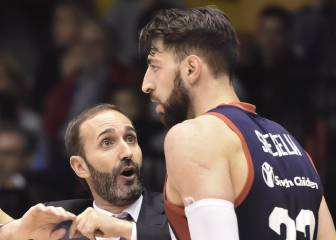 Baskonia recibe al Darussafaka del ex Arslan aún sin Prigioni