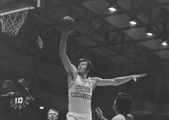 Ron Taylor, el primer 'marciano' del baloncesto español