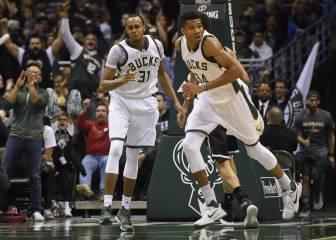 Antetokounmpo es el nuevo Kareem en los Bucks