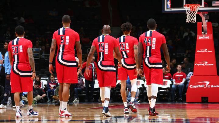 Los Wizards ganan en el silencio del Verizon gracias a los Nuggets