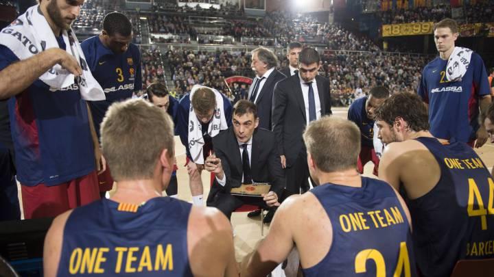 El MoraBanc Andorra pondrá a prueba a un Barça desgastado