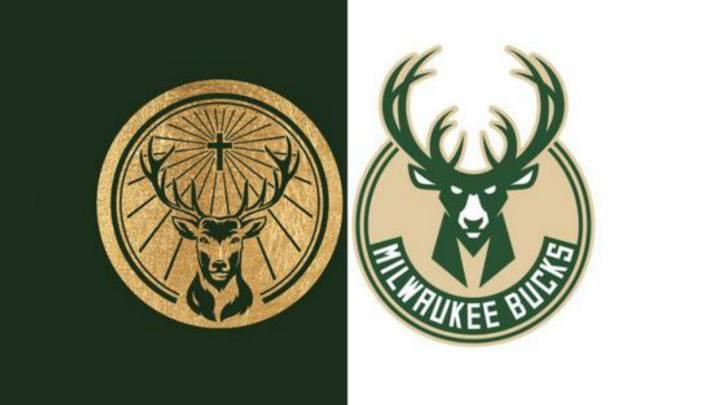 Jägermeister denuncia a los Bucks por el parecido del logo