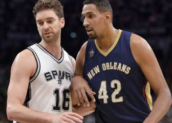 Triunfo para Tim Duncan de Pau Gasol (14 rebotes) y los Spurs