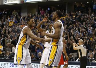 Young's buzzer beater gives Pacers win over Wizards