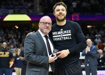 Irving y LeBron impiden la fiesta total de 'Delly' en Cleveland