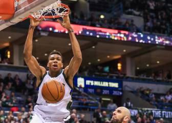 En Milwaukee ya le dicen MVP a Antetokounmpo: 39+8+6