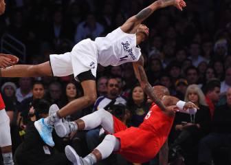 Los Lakers acaban con una racha de 11 derrotas ante los Clippers