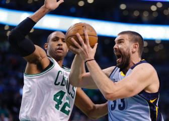 Un Marc Gasol (26+4+9) en modo All Star no puede con los Celtics
