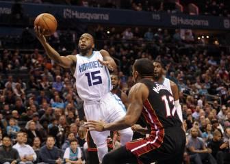 Kemba y Batum, demasiado para los Miami Heat